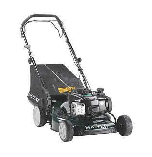 Hayter Osprey 46 AD Lawn Mower | Plymouth Garden Machinery