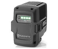 Husqvarna BLi300 9.4Ah battery   Plymouth Garden Machinery