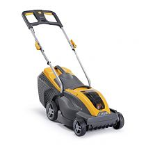 Stiga SLM536AE 34cm Cordless Lawn Mower | Plymouth Garden Machinery
