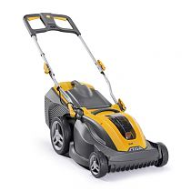 Stiga SLM544AE 42cm Cordless Lawn Mower | Plymouth Garden Machinery