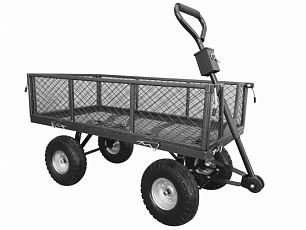 Handy 200KG (440LB) Garden Trolley | Plymouth Garden Machinery