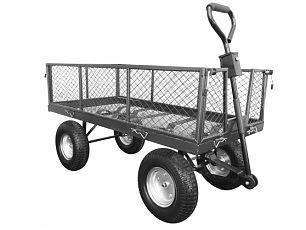 Handy 350KG (770LB) Garden Trolley | Plymouth Garden Machinery