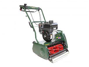 Allett Kensington 20B Petrol Cylinder Mower | Plymouth Garden Machinery